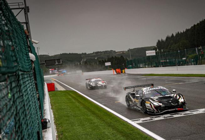 Ferrari remporte à nouveau la célèbre épreuve d'endurance GT (Photo SRO)