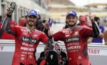 Ducati annonce la couleur dès les qualifs