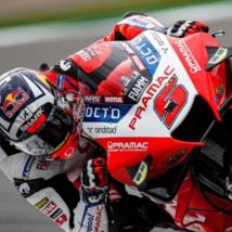 MotoGp 2021 : Bagnaia de nouveau vainqueur à ST Marin