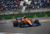 Norris perd tout à la fin © McLaren