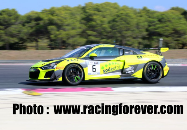 FFSA GT 2021 : Paul Ricard, course 1