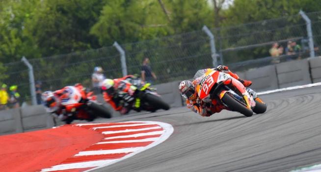 Deuxième victoire de la saison pour Marquez © www.motogp.com
