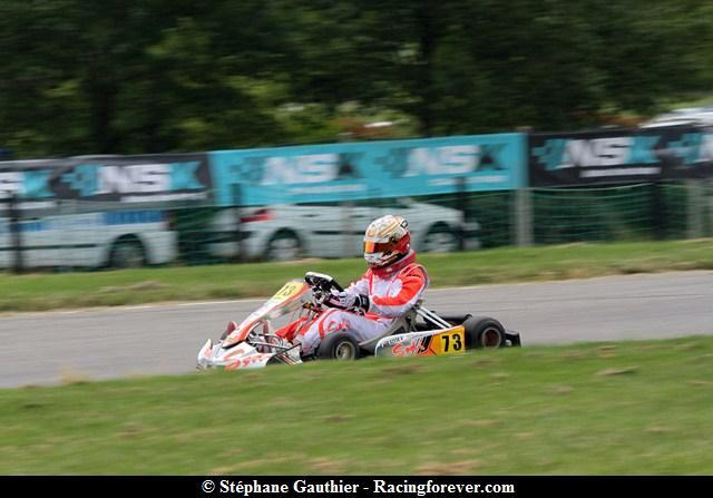 Karting : NSK Series