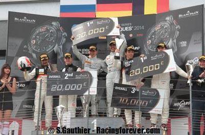 Blancpain Sprint Series : Nogaro