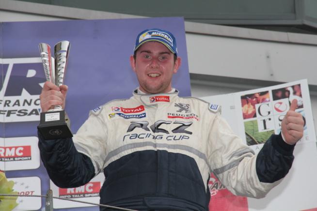 D'excellents résultats à Nogaro pour Mathieu (Photo S.Gauthier- racingforever.com)