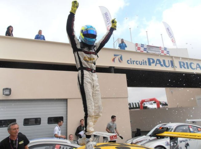 3 titres de champion de France dont un en Porsche Carrera Cup