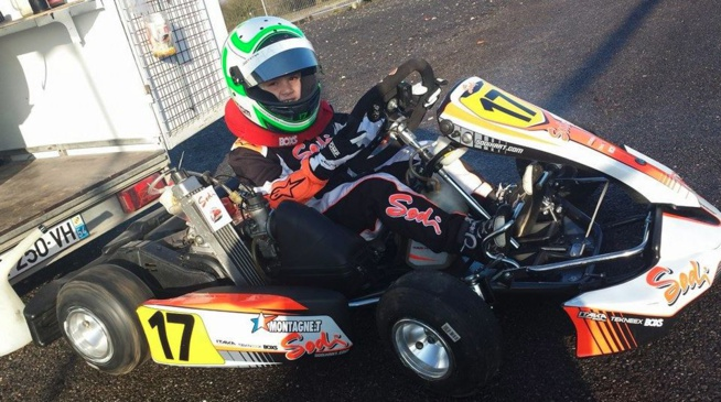 Karting : Tom Montagne sous les couleurs Racing Forever