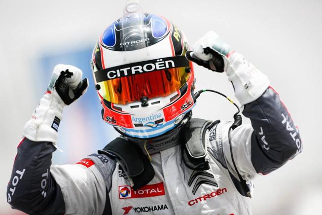 José Maria Lopez : © Citroën Media