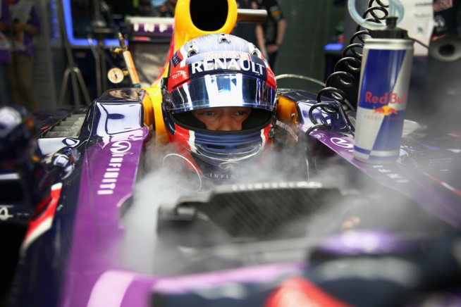 Ca chauffe chez Red Bull et Renault (Getty Images/Red Bull Content Pool)