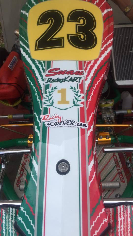 Karting KZ125 : Jerémy Lopes abonné aux podiums