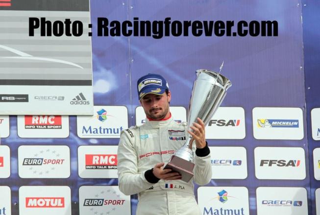 Porsche Carrera Cup Navarre Porsche Carrera Cup Jim Pla