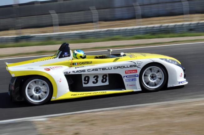 C'est sur un Peugeot Spider THP que Gaël avait remporté son premier titre (photo S.Gauthier)