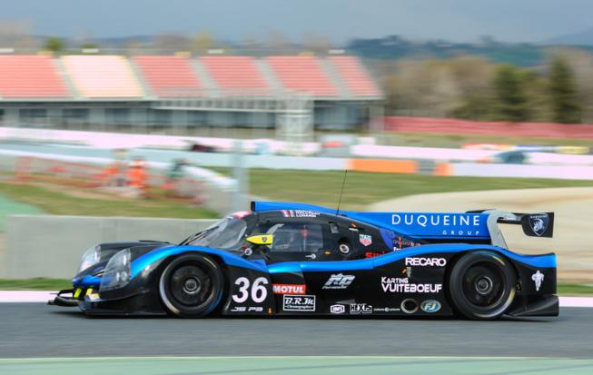 Le championnat de France prototype fera ses débuts à Nogaro (Photo Antoine Camblor)