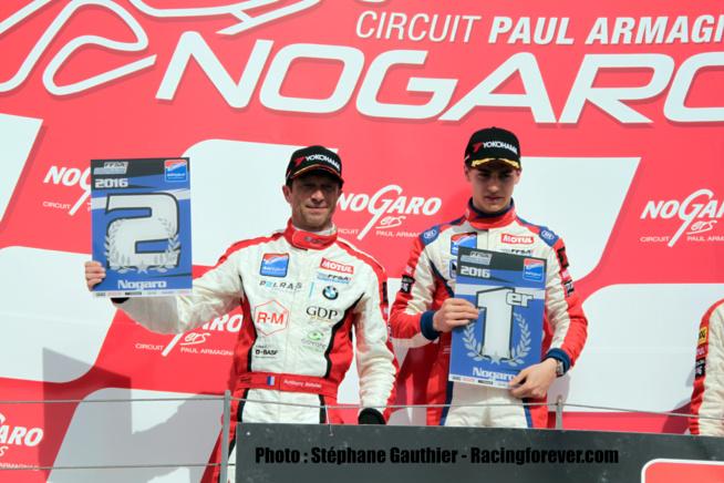 Jung et Beltoise se sont échangés équitablement les 2 premières places à Nogaro !