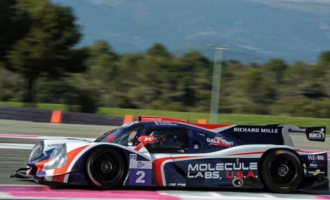 le vainqueur en LMP3 (Photo A.Camblor)