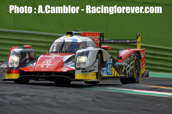 Le TDS Racing s'impose à Imola