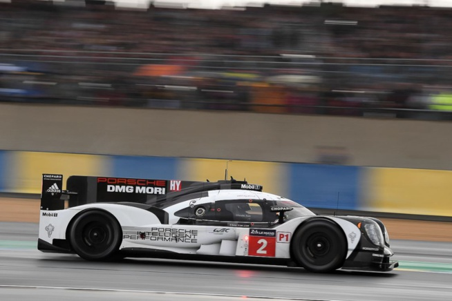 Porsche domine la qualification LMP1 (Photo Antoine Camblor)