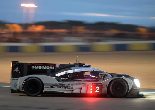 Pour Porsche, la victoire pourrait être plus dure à obtenir cette année ( Photo A.Camblor)