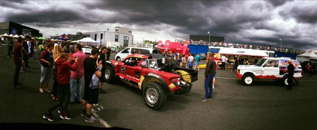 La première du Motorsport Festival sur le circuit d'Albi