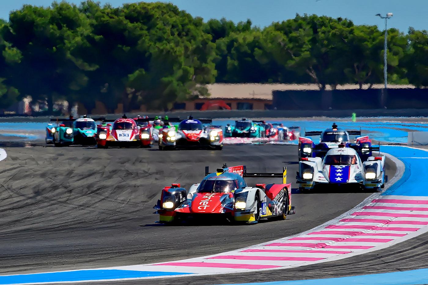 Le TDS Racing s'impose à nouveau en ELMS