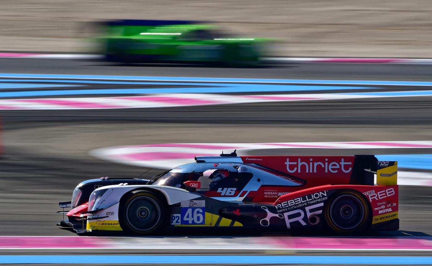 En LMP2, TDS Racing a parfaitement maîtrisé son sujet. (Photo Antoine Camblor)