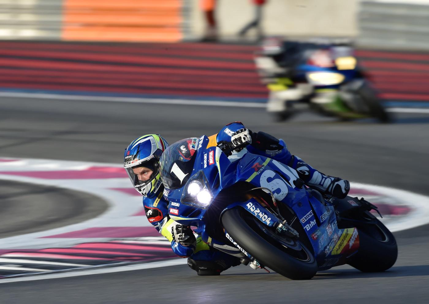 Le SERT a été intraitable au Paul Ricard. (Photo Antoine Camblor - Racingforever.com)