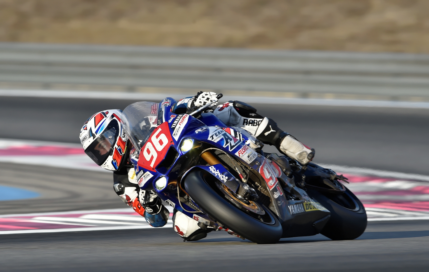 Yamaha sauve l'honneur en SST (Photo Antoine Camblor - Racing Forever)