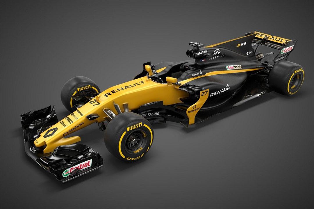 © Renault F1 Team