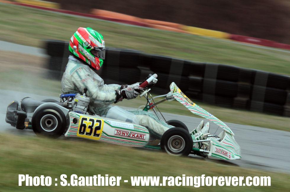Jérémy Lopes a pu tester son Super X30 dans toutes les conditions.