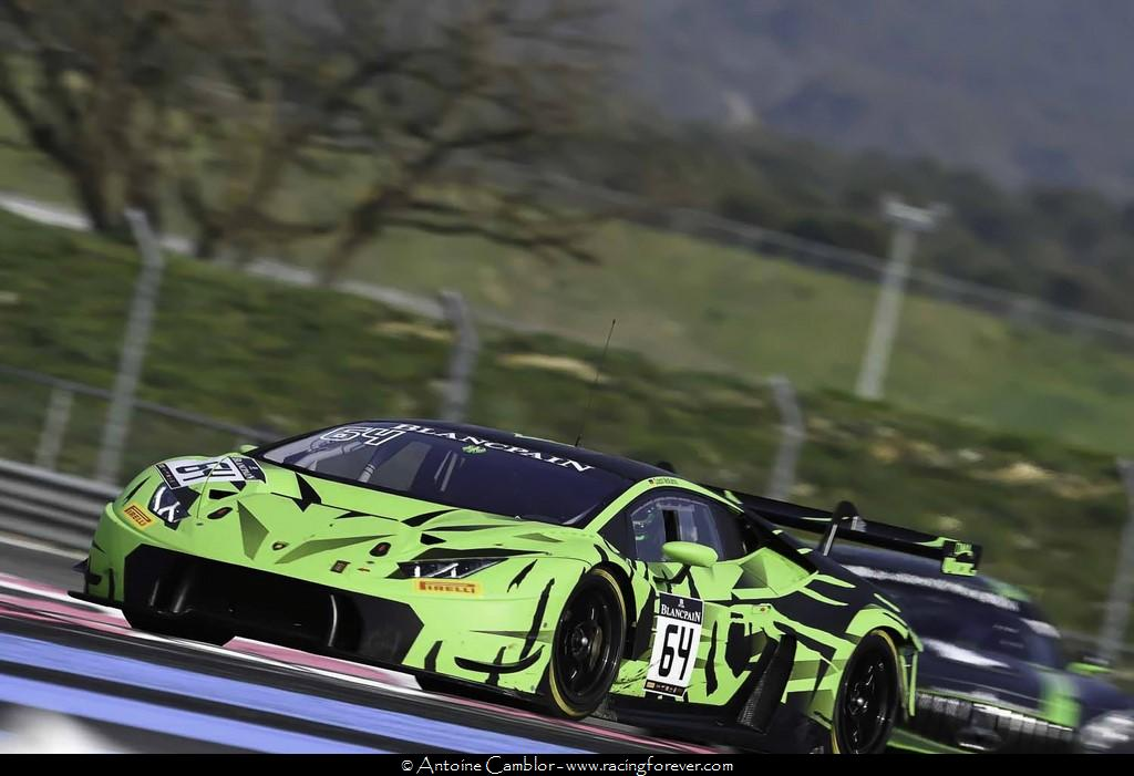 Des GT3 toujours aussi prestigieuses (Photo A.Camblor - Racingforever.com)