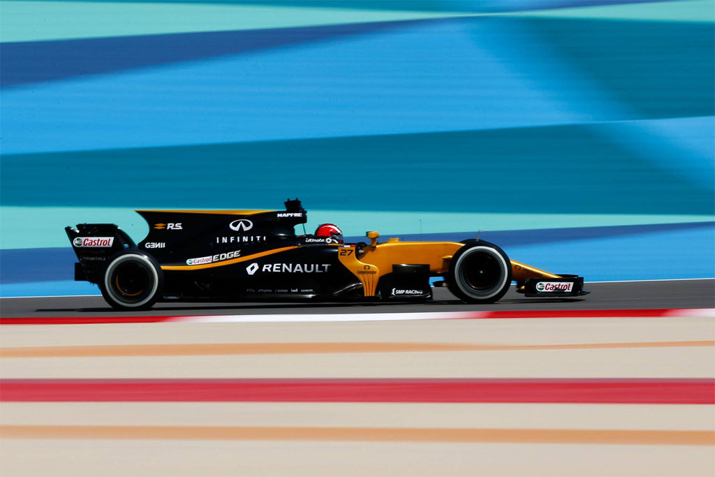 © Renault F1