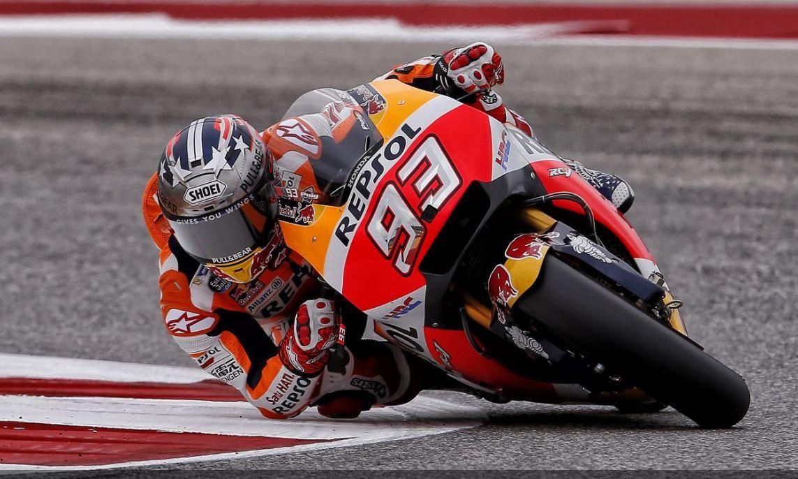 Marquez renoue avec la victoire (Photo : Honda pro racing)