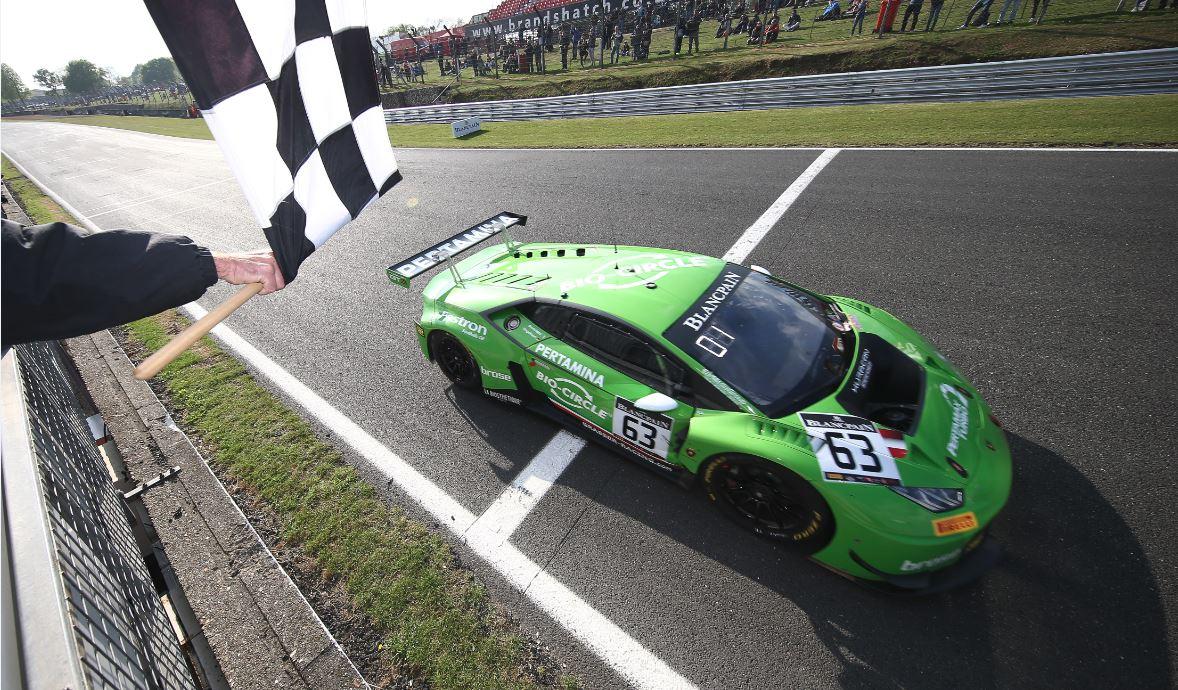 On ne pouvait pas rater la Lamborghini Huracan ce week-end.