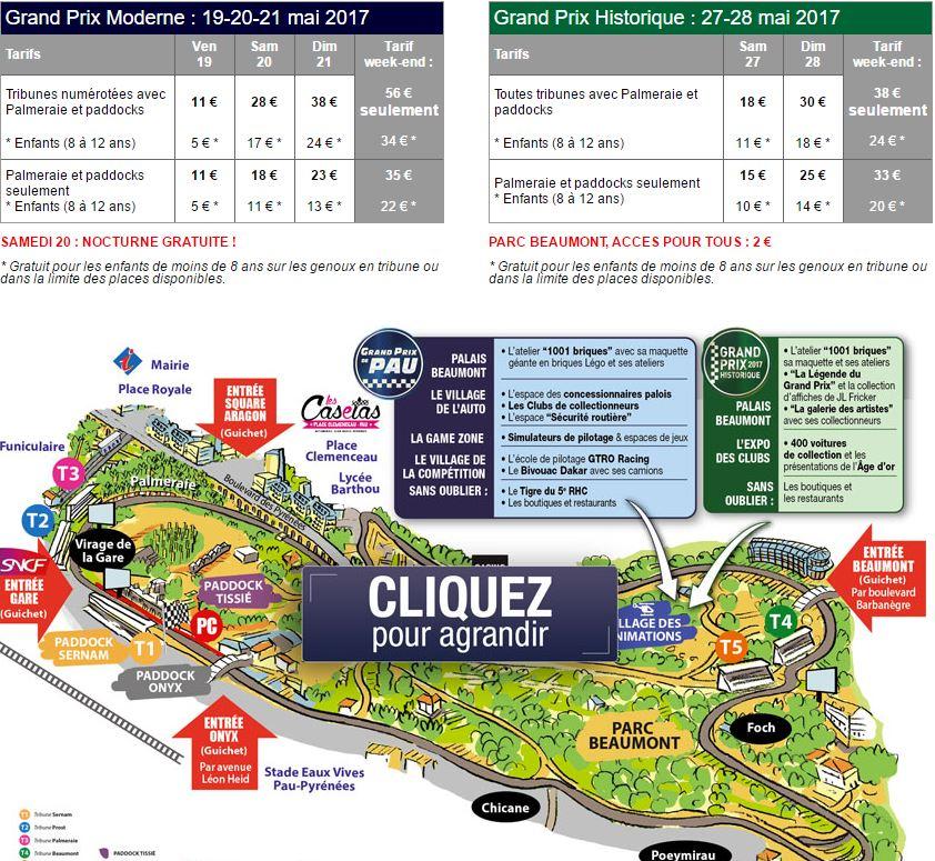 Grand prix de Pau 2017