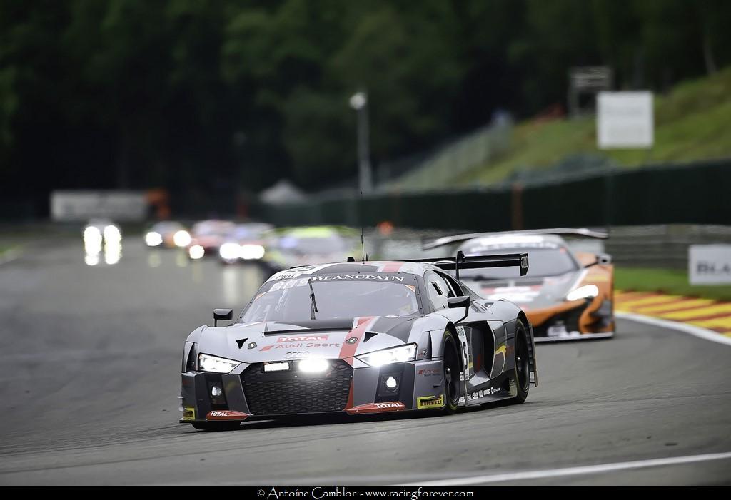 Nouveau succès pour Audi dans les Ardennes