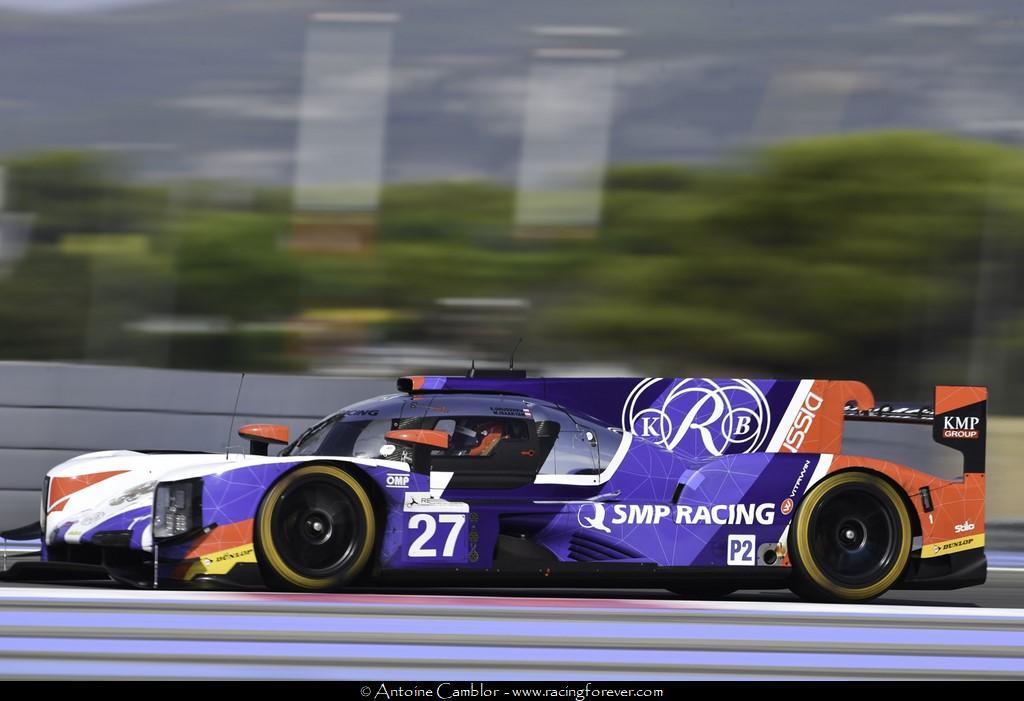 Le proto LMP2 du SMP Racing s'impose enfin