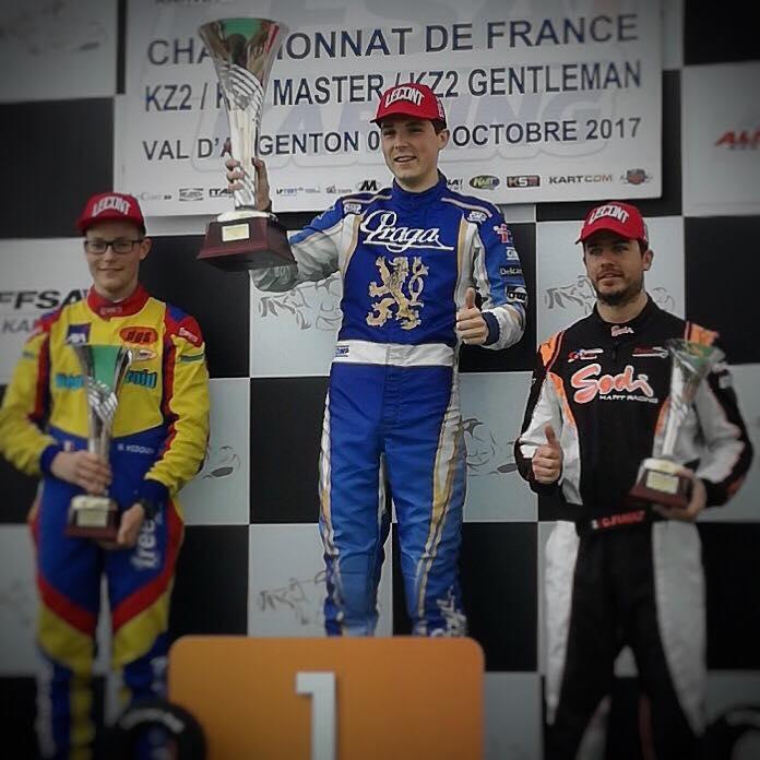 Karting : Championnat de France KZ2