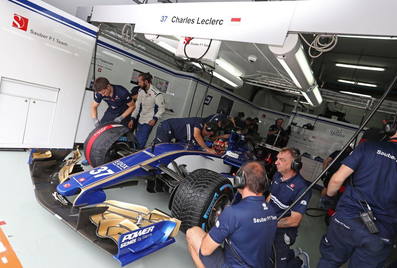 L'avenir de Leclerc passe par Sauber F1