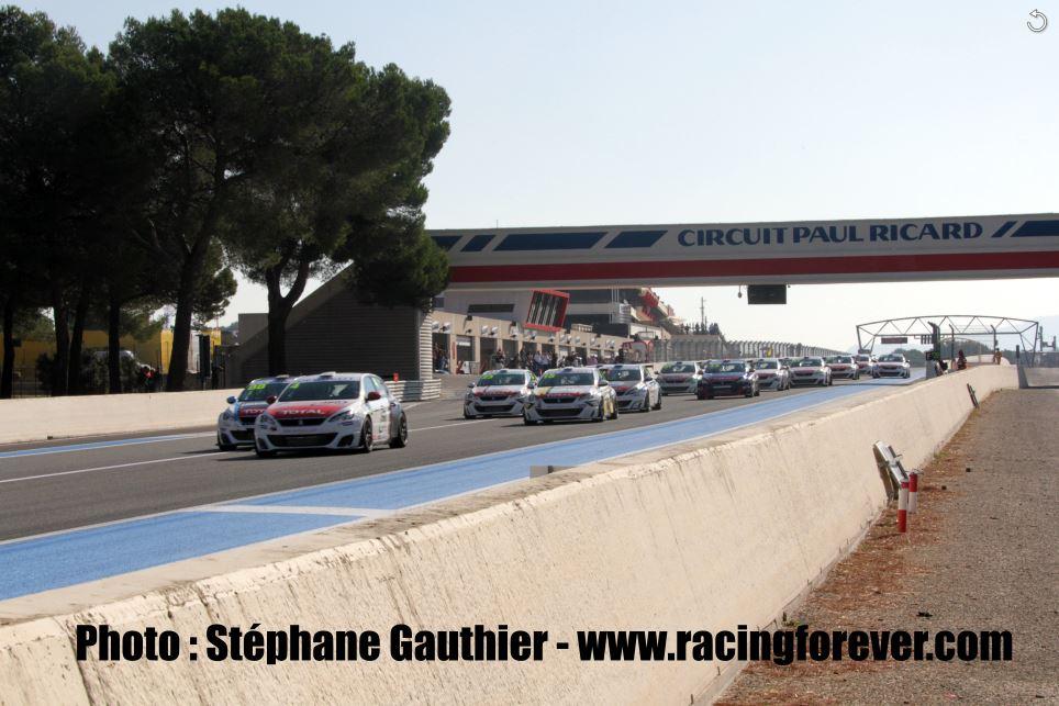 Dernière ligne droite pour les lionnes de Peugeot