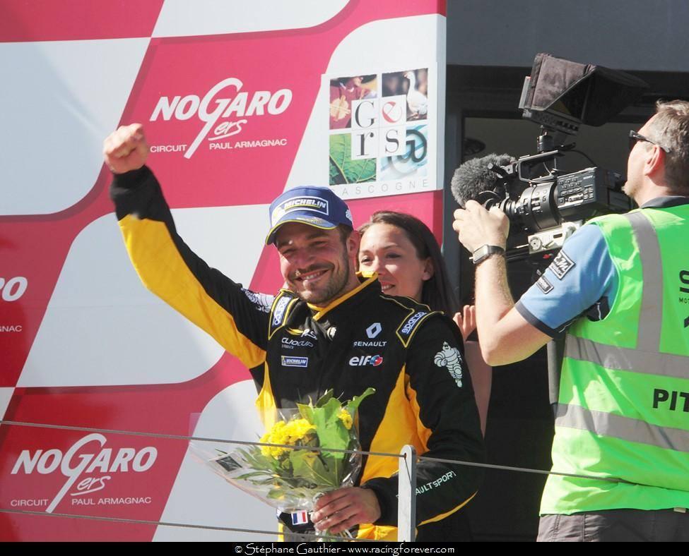 5 podiums dont 2 victoires pour TB2S