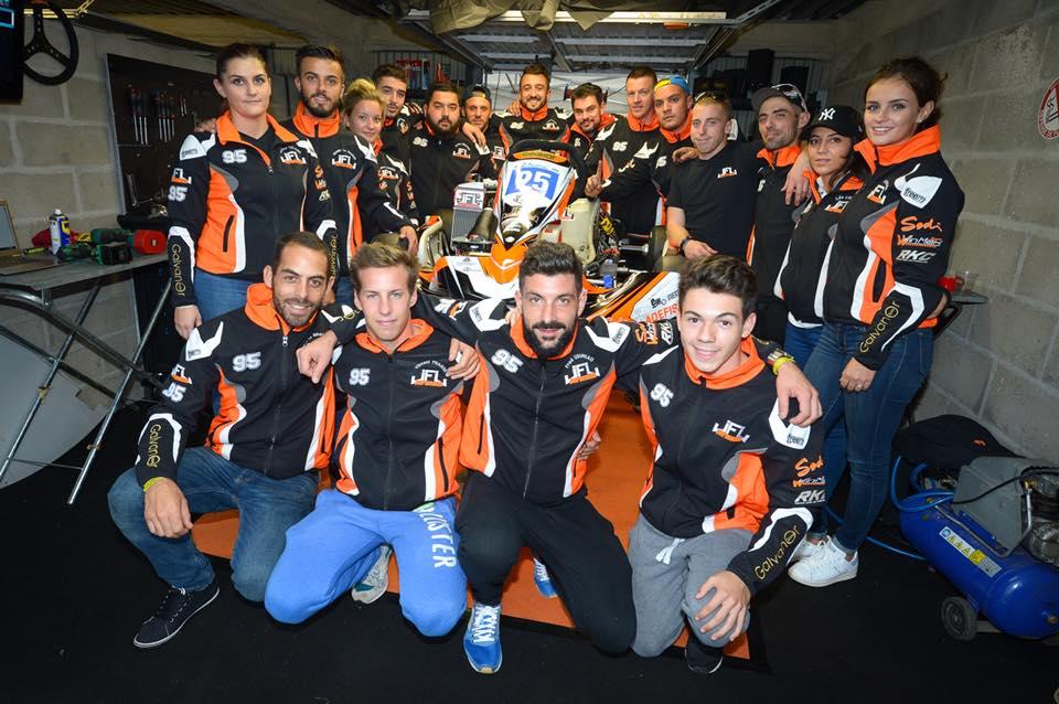 Karting : Double trophée au Mans pour Vincent Fraïsse