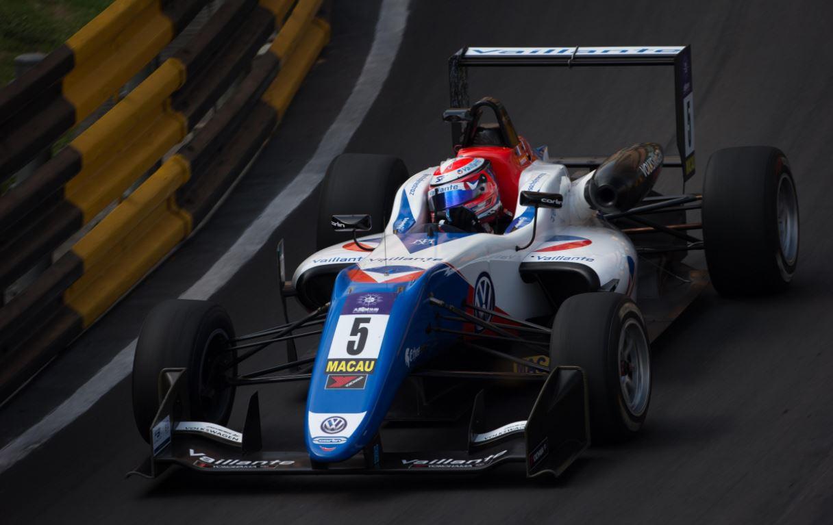 F3 : Grand prix de Macau 2017