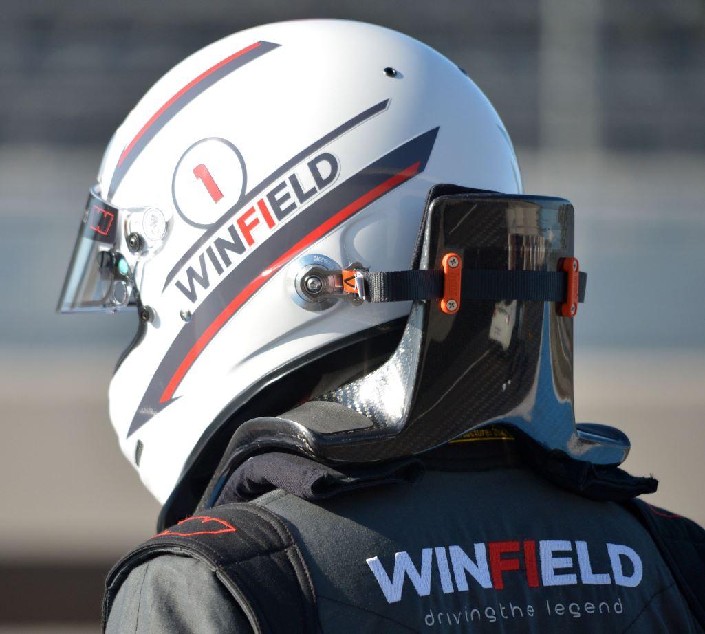 Volant  Winfield : Une saison en F4 en ligne de mire