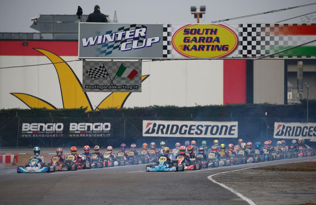 Karting Winter Cup : Expérience positive pour Pierre Loubère
