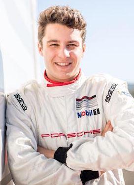 Hugo Chevalier, l'espoir sélectionné par Porsche