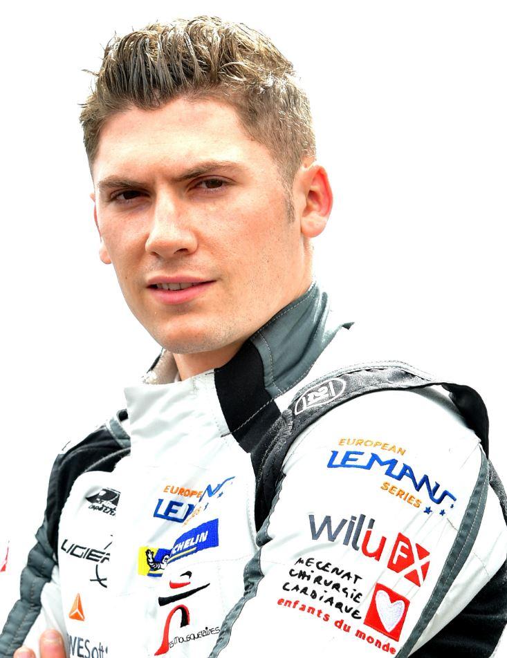 Timothé Buret - Pilote Ligier JS P217 #23 / Panis-Barthez Compétition © MPS Agency
