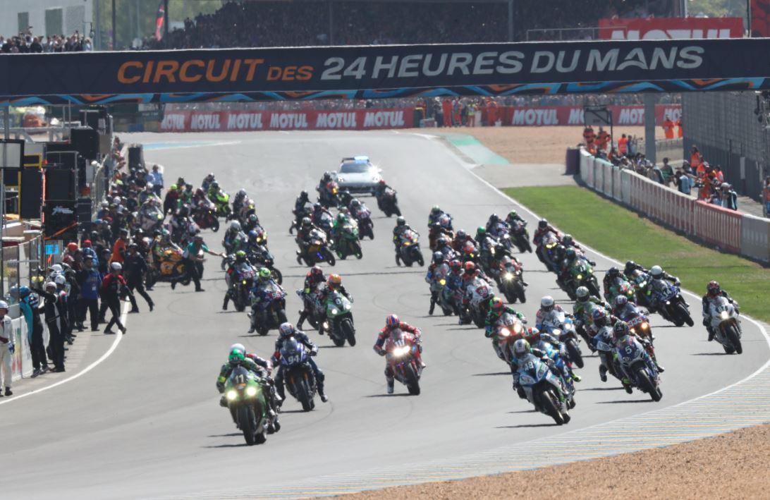 Les 24h du Mans Moto, épreuve mythique de l'endurance Moto (Photo FIMEWC)