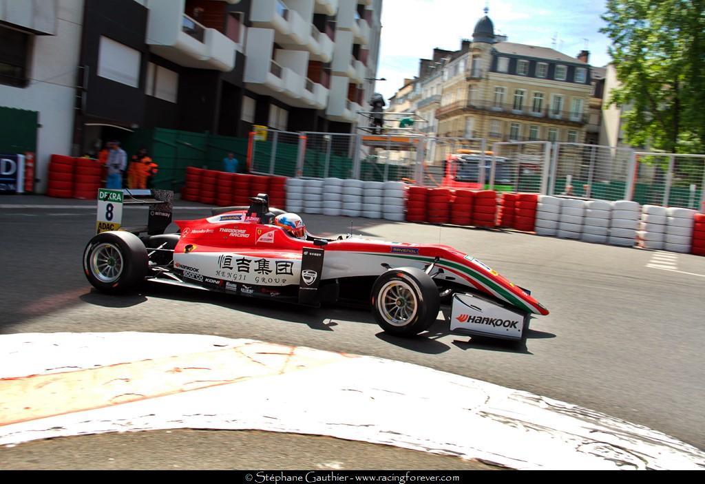 La F3 de retour dans les rues de Pau