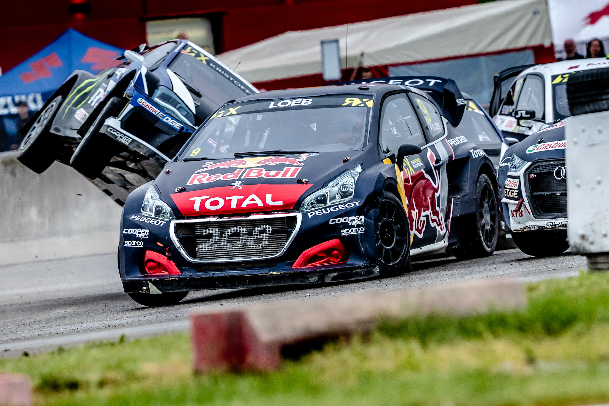 La victoire pour Loeb !