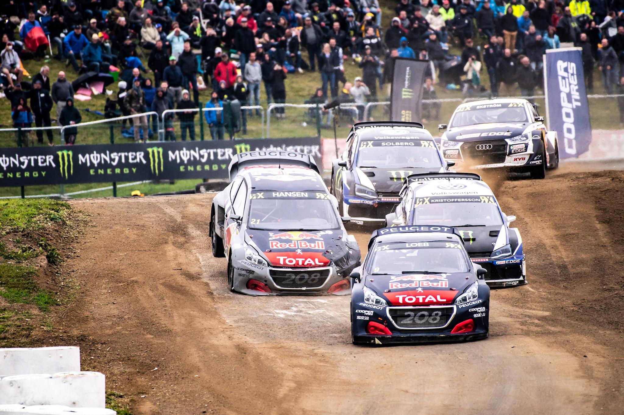 Une épreuve qui a réussie à Peugeot